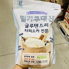 Tapioca starch instead of flour 1.2kg Tapioca starch instead of flour 1.2kg