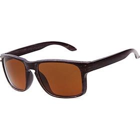Wood Texture Sunglasses UV400 Mirrored Sun glasses For Women/Men Outdoor Eyewear
