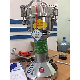 Máy nghiền bột, máy xay bột khô 400g siêu mịn