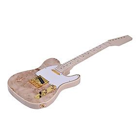 Bộ Kit Ráp Đàn Guitar Điện DIY Muslady ST Thân Gỗ