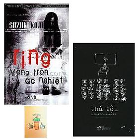 Combo Ring - Vòng Tròn Ác Nghiệt và Thú Tội ( Tặng Kèm Sổ Tay )