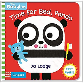 The Googlies: Time For Bed, Panda