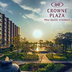 Gói 4N3Đ Crowne Plaza Phú Quốc Starbay Resort 5* - Buffet Sáng, Hồ Bơi, Đón Tiễn Sân Bay, Nhiều Ưu Đãi Hấp Dẫn Mới Khai Trương