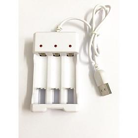SẠC PIN ĐA NĂNG 2a , 3a CỔNG USB