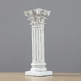 Cột LA MÃ cổ điển trưng bày xinh xắn