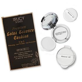 Phấn Nước Dưỡng Da The Rucy Lotus Essence BB Cushion SPF 50+ PA+++-1