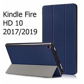 Bao da cover cho máy tính bảng Kindle Fire HD10 7th và 9th