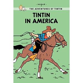 Tintin - Tintin In America
