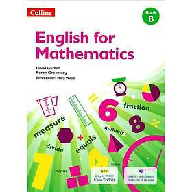 Sách - English For Mathematics Book B