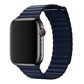 Dây Da Leather Loop cho Apple Watch 38mm / 40mm / 42mm / 44mm