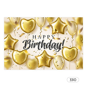 7*5ft Happy Birthday Photo Backdrop Adult Birthday Theme Photography Background Cloth Party Decorations Live Streaming