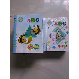 Combo 20 Quyển Tập ABC Hòa Bình gồm (10 quyển 200Trang + 10 quyển 96 trang))