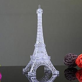 Đèn Ngủ LED Tháp Eiffel Nhiều Màu