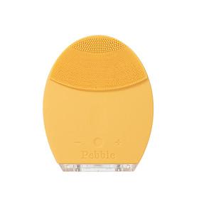 Máy rửa mặt Silicon Pebble Lisa face washing machine (Spicy Mustard) Gen 5
