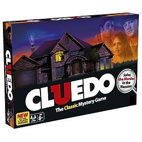 Trò Chơi Thẻ Bài Board Game Cluedo Suy Luận Phá Án