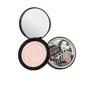 Phấn phủ Soap and Glory One heck of a blot Powder (Bill Anh)