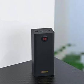 Pin dự phòng Romoss PEA57 57000mAh hỗ trợ sạc nhanh QC3.0 và sạc đảo chiều PD 22.5W (Đen) HÀNG CHÍNH HÃNG