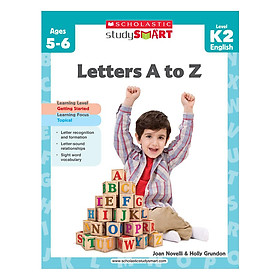 Study Smart: Letters A To Z K2