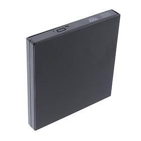 Đầu đọc ổ đĩa Quang USB 2.0 DVD CD Ngoài Cho Máy Tính Xách Tay