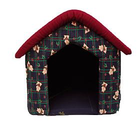 Nhà vải cho chó mèo