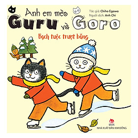 Anh Em Mèo Guru Và Goro: Bạch Tuộc Trượt Băng