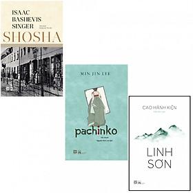 [Download sách] Combo Linh Sơn + Shosha + Pachinko