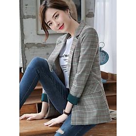 Áo khoác vest, blazer nữ cao cấp phong cách Hàn Quốc NA72