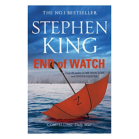 Stephen King: End of Watch (A Novel 3 of 3 in the Bill Hodges Trilogy Series)