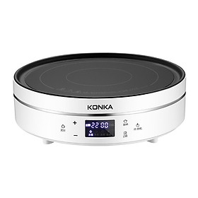 Bếp Điện Từ đa năng KONKA KES-22AS02 Phù Hợp Nhiều Loại Nồi - Hàng nhập khẩu