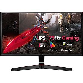 Màn Hình Gaming LG 24MP59G-P 24inch FullHD 5ms 75Hz FreeSync IPS - Hàng Chính Hãng