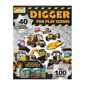 My First JCB: Digger Fun Play Scenes