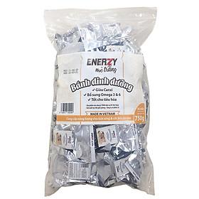 Lương khô dinh dưỡng Enerzy - vị Mè trắng (750g)