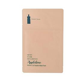 COMBO 6 Set Mặt Nạ Applelime Vitamin C & Peptide 270ml  (Hàng Nhập Khẩu Cao Cấp)