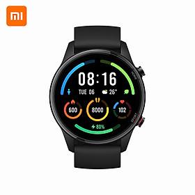Đồng Hồ Thông Minh Thể Thao Xiaomi Mi Watch Color Edition 1.39 Chống Nước Bt5.0 5Atm Đo Nhịp Tim Giấc Ngủ