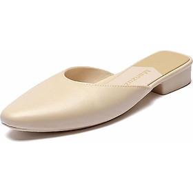 Đôi giày sandal không quai thời trang dành cho nữ