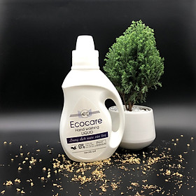 Nước rửa tay hữu cơ diệt khuẩn dạng bọt hương Quế 1000ml thương hiệu Ecocare