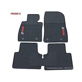 Thảm lót sàn dành cho xe Mazda 2