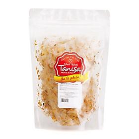 Combo 5 bánh tráng trộn Tây Ninh Tanisa (túi zip)