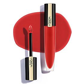 Son Kem Lì Nhẹ Môi L'Oréal Paris Rouge Signature (7ml)