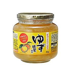Mứt chanh ngâm mật ong Yuzu 1kg Nhật Bản