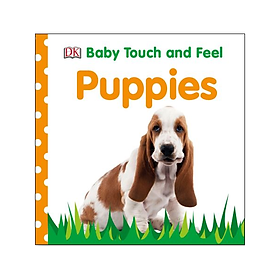 Baby Touch and Feel Puppies