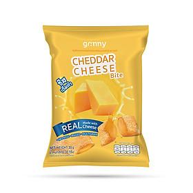 Bánh snack Ngũ Cốc Grinny nhân Phô Mai - Cheddar Cheese