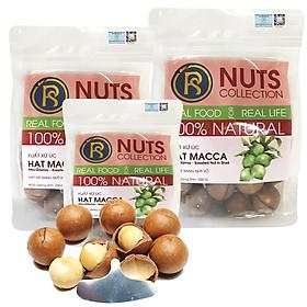 Túi Hạt Macca Úc Real Food Store