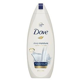 [BẢN MỸ] Sữa tắm dưỡng ẩm Dove Deep Moisture 709ml