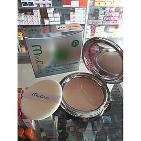 Phấn trang điểm khoáng chất vitamin E, kiểm soát dầu MiraCulous Hàn Quốc 22g No.21 Da tự nhiên tặng kèm móc khoá-2