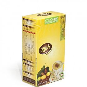 Bột Cacao hoà tan nguyên chất Rich (50g)
