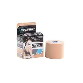 Băng dán hỗ trợ vận động Kinesio Taping - Kinesio Tex Classic - Cuộn 5cm x 4m