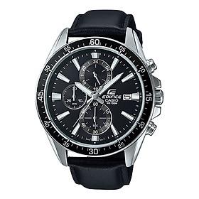 Đồng hồ nam dây da Casio Edifice chính hãng EFR-546L-1AVUDF