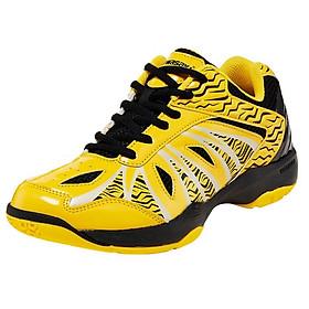 Giày cầu lông chuyên nghiệp Kawasaki K076 màu vàng