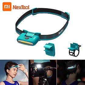 Xiaomi Youpin NexTool LED Headlamp Flashlight Super Bright Head Lamp Rechargeable Lightweight Waterproof Head Lights